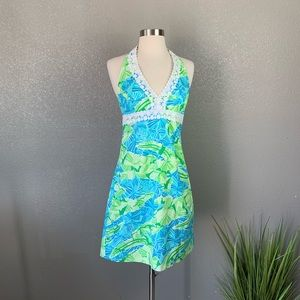 Lilly Pulitzer Cocoa dress Gator alley print 2